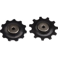 Shimano Upper and Lower Pulleys and Bolts - 105 5800-GS Pulley Set (Pair)