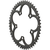 Campagnolo Compact 11 Speed Chainrings - 110mm x 50t - Athena '10 (Black)