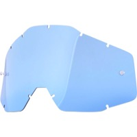 100% Goggles Replacement Lenses - Single Lens (Blue)