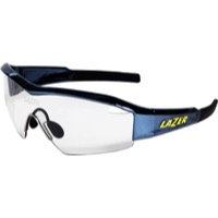 Lazer Solid State SS1 Glasses - Chrome - Chrome (Crystal Photochromic Lens)