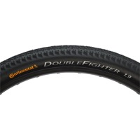 "Continental Double Fighter III  26"" Tire 2018 - 26 x 1.9"" (Steel Bead)"