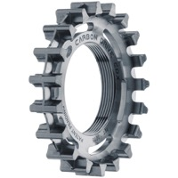 Gates Carbon Drive CDX CenterTrack Rear Cog - 19 Tooth (Thread-on Fixed Hub)
