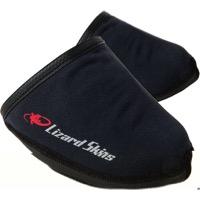 Lizard Skins Dry-Fiant Toe Covers - Small, 35-38 (Black)