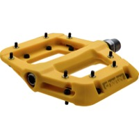Race Face Chester Composite Platform Pedals - Pair (Yellow)