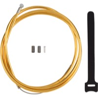Odyssey Linear Slic-Kable Cable/Housing Set - Gold