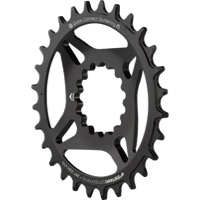 E-Thirteen DM Guidering M Chainring - 28t Direct Mount (Black)