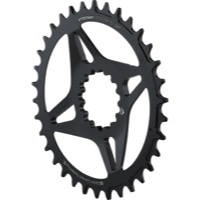 E-Thirteen DM Guidering M Chainring - 34t Direct Mount (Black)
