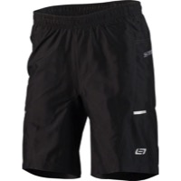 Bellwether Ultralight Gel Baggies Cycling Shorts - Black - Small (Black)