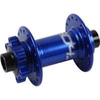 "Hope Pro 4 ""Boost"" 15mm Front Disc Hub - 15 x 110mm ""Boost"" Thru Axle - 110mm x 15mm ""Boost"" Thru Axle x 32 Hole (Blue)"