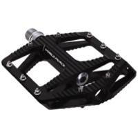 Azonic World Force Platform Pedals - Black - Black