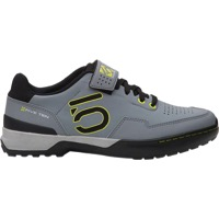 Five Ten Kestrel Lace Clipless Shoe - Onix/Yellow - Size 9.5 (Onix/Yellow)