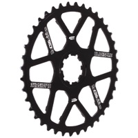 Blackspire ReCOGnition 10 Speed Cassette Cog - 40 Tooth, Black (Shimano 36t Compatible)