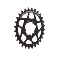 Gamut TTr BB30 Direct Mount Chainrings - 28t (Black)