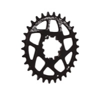 Gamut TTr BB30 Direct Mount Chainrings - 30t (Black)