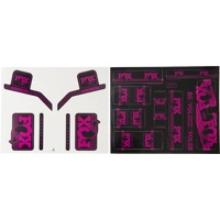 Fox Racing Shox Heritage Decal Sets 2017 - Pink