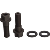 We The People Axle Bolts - 14mm Bolts, Pair (Supreme Rear)