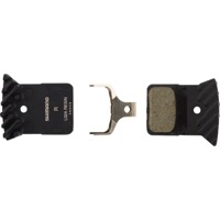 Shimano Disc Pads - L02A Resin with Fin/Stainless Back (BR-RS805/505)