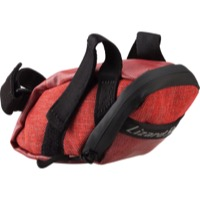 Lizard Skins Cache Seat Bag - Crimson