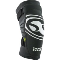 iXS Carve EVO Knee Guards - Grey - Medium (Grey)