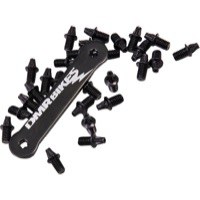 DMR Traction Pin Sets - Fits Vault, Moto X Pin Set (Black)