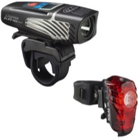 NiteRider 950 OLED Boost/Solas 100 Light Combo - 2017 - Headlight/Tail Light Combo