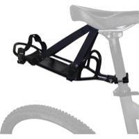 Portland Design Works Bindle Seatpost Rear Rack - Black