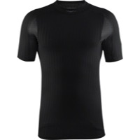 Craft Active Extreme 2.0 Crewneck Short Sleeve Top - Black - Medium (Black)