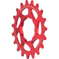 Wolf Tooth Components Single Speed Alloy Cogs - 19 Tooth (Red)