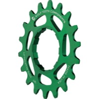 Wolf Tooth Components Single Speed Alloy Cogs - 18 Tooth (Green)