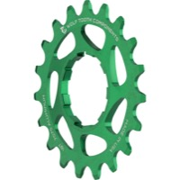 Wolf Tooth Components Single Speed Alloy Cogs - 19 Tooth (Green)