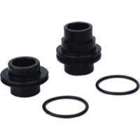 SunRingle Wheelset Hub Axle Conversion Kits - SRC/SRX, Front 15x100mm (Black)