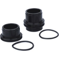 SunRingle Wheelset Hub Axle Conversion Kits - SRC/SRX, Front 20x110mm (Black)