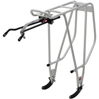 Axiom Streamliner Disc DLX Rear Rack - Rear Rack (Silver)