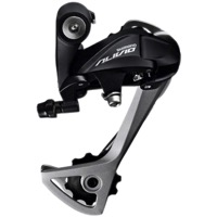 Shimano RD-T4000 Rear Derailleurs - 9 Speed - SGS Long Cage (Black)