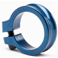 Chromag NQR Bolt On Seat Clamp - 35.0mm (Blue)
