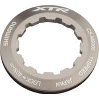 Shimano Hyperglide Cassette Lockrings - XTR M9000 for 11t Cog (11 Speed)