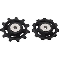 Shimano Upper and Lower Pulleys and Bolts - XT M8000/M8050 Pulley Set (Pair)