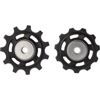 Shimano Upper and Lower Pulleys and Bolts - XTR M9000 Pulley Set (Pair)