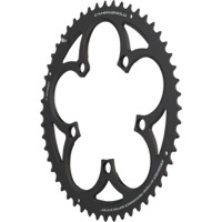 Campagnolo Compact 11 Speed Chainrings - 110mm x 52t for 36t Inner, Athena '14+ (Black)