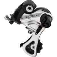 Campagnolo Potenza Rear Derailleur - 11 Speed - Medium Cage (Silver)