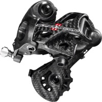 Campagnolo Super Record '15+ Rear Derailleur - 11 Speed - Short Cage (Carbon)
