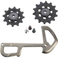 Sram Mountain Rear Derailleur Parts - XX1 Eagle Inner Cage Assembly, 12 Speed (Gray)