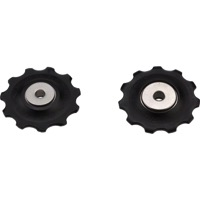 Shimano Upper and Lower Pulleys and Bolts - Dura-Ace 7900/7970 Pulley Set (pair)