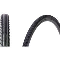 Panaracer GravelKing SK Tubeless Ready Tires - 700 x 26c, Folding Bead (Black)