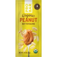 ProBar Organic Nut Butters - Organic Peanut Butter (Box of 10)