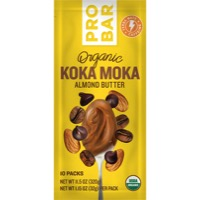 ProBar Organic Nut Butters - Organic Koka Moka Almond Butter (Box of 10)