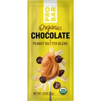 ProBar Organic Nut Butters - Organic Chocolate Peanut Butter (Box of 10)