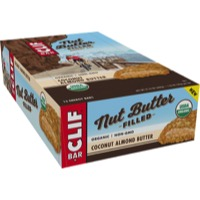 Clif Bar Nut Butter Filled Bars - Coconut Almond Butter (Box of 12)