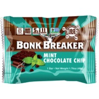 Bonk Breaker Energy Bars - Mint Chocolate Chip (Box of 12)