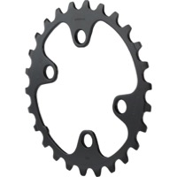 Shimano FC-M7000-2 SLX Asym Chainrings - 64mm x 26t For 36/26t (Black)